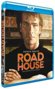 Road House, jaquette du blu-ray