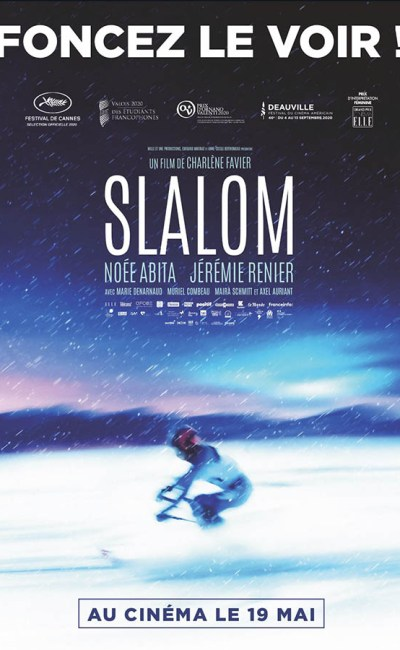 Affiche mai 2021 de Slalom