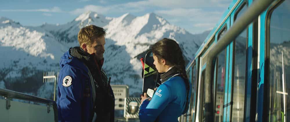 Photo de Slalom de Charlène Favier (Noée Abita, Jérémie Renier)