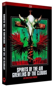 Spirits of the air, Gremlins of the clouds, blu-ray le chat qui fume