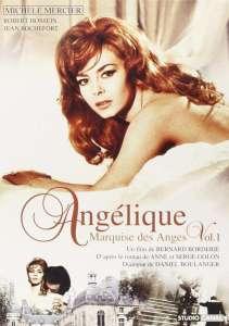 Angélique, marquise des anges, jaquette DVD