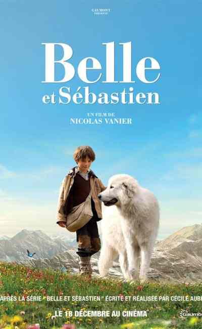 Belle et Sébastien, affiche du film
