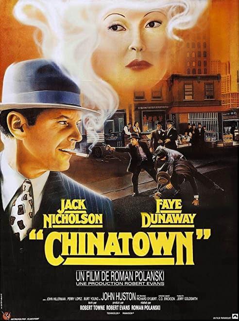Affiche Chinatown (1990)