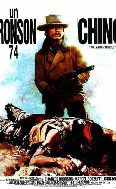 Chino, affiche cinéma 1974