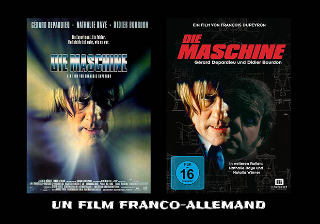 La Machine de Dupeyron, en DVD