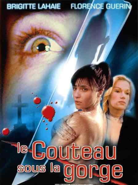 Jaquette dvd 2005 de Le couteau sous la gorge de Claude Mulot