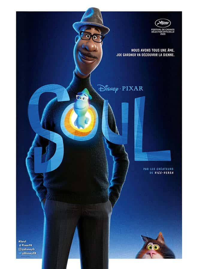 Soul affiche envisagé pour Novembre 2020