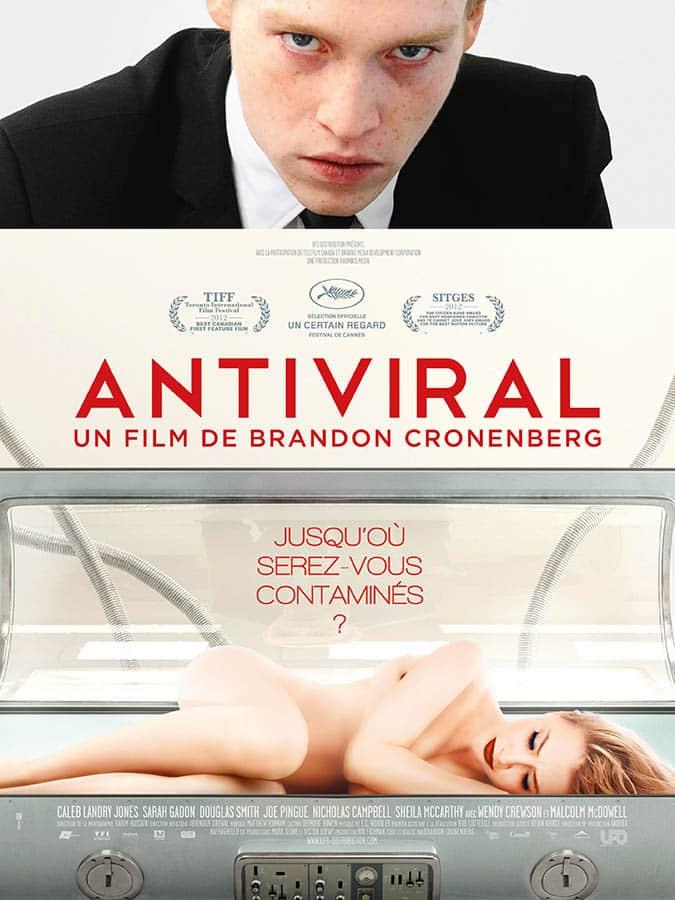 Antiviral, affiche du premier film de Brandon Cronenberg