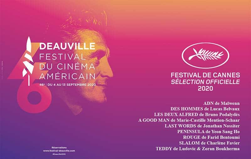 Cannes hors les murs à Deauville