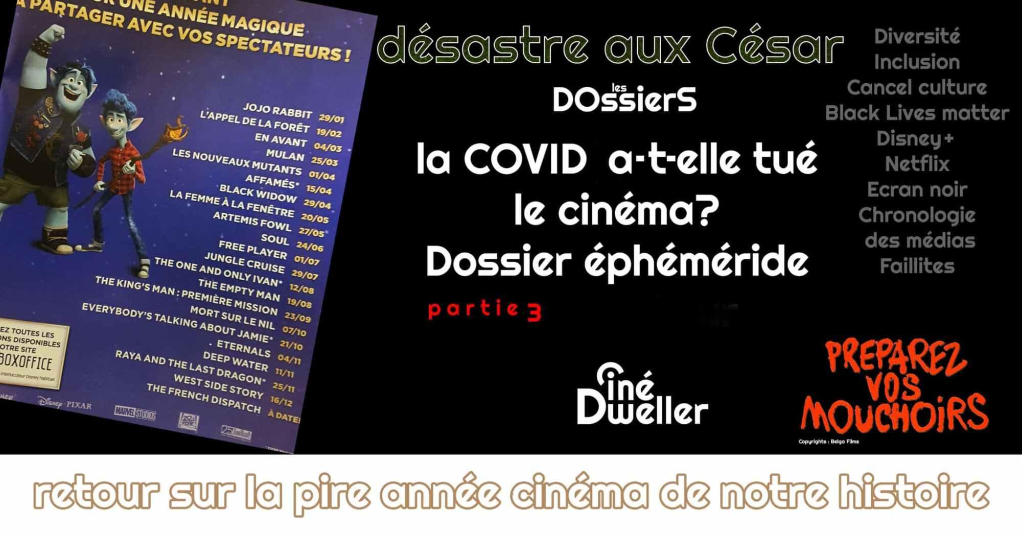 Bilan cinéma février 2020 : les César de la discorde