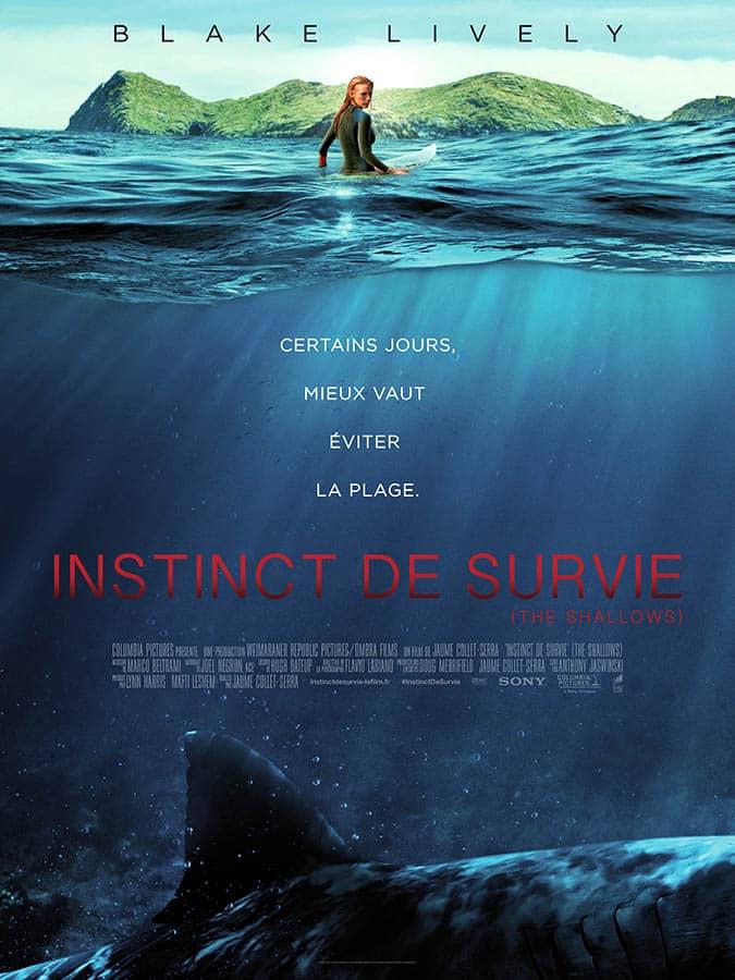 Instinct de Survie, affiche