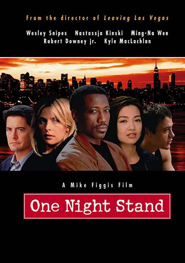 Affiche de One Night Stand de Mike Figgis (Pour une nuit en VF)