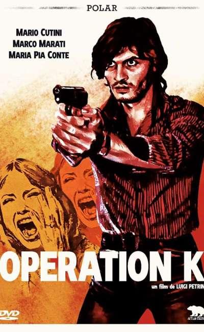 Opération K, jaquette DVD Artus