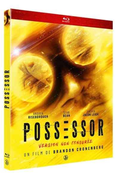 Possessor de brandon Cronenberg , artwork France