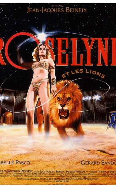 Roselyne et les lions, affiche du film
