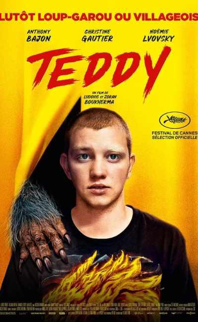 Teddy des frères Boukherma, affiche (2021)