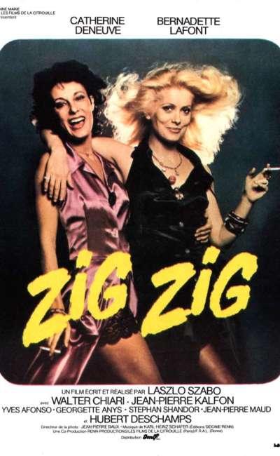 Zig zig, l'affiche
