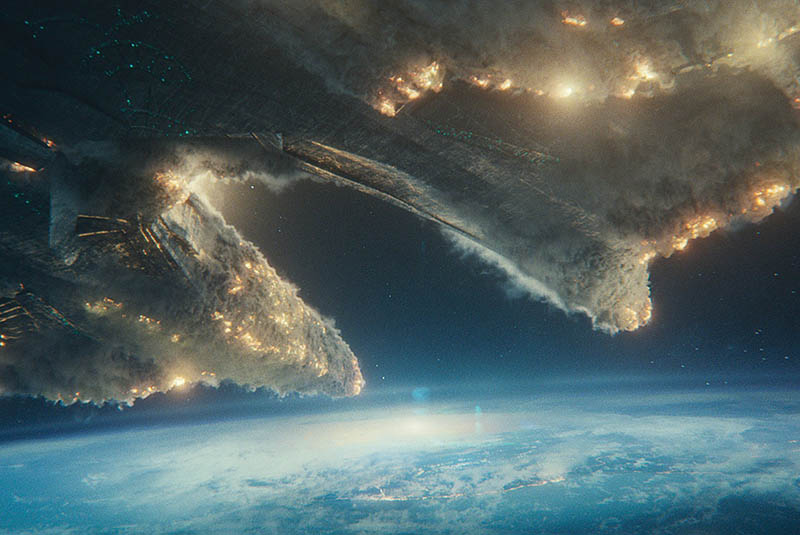 Independence Day Resurgence, photo impressionnante de Independence Day 2 (2016)