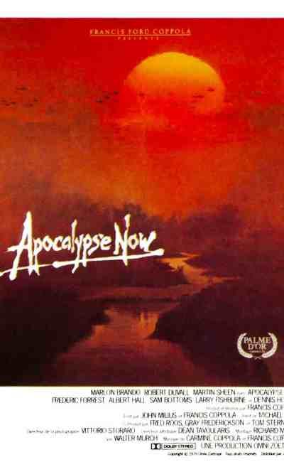 Affiche française d'Apocalypse Now (1979)
