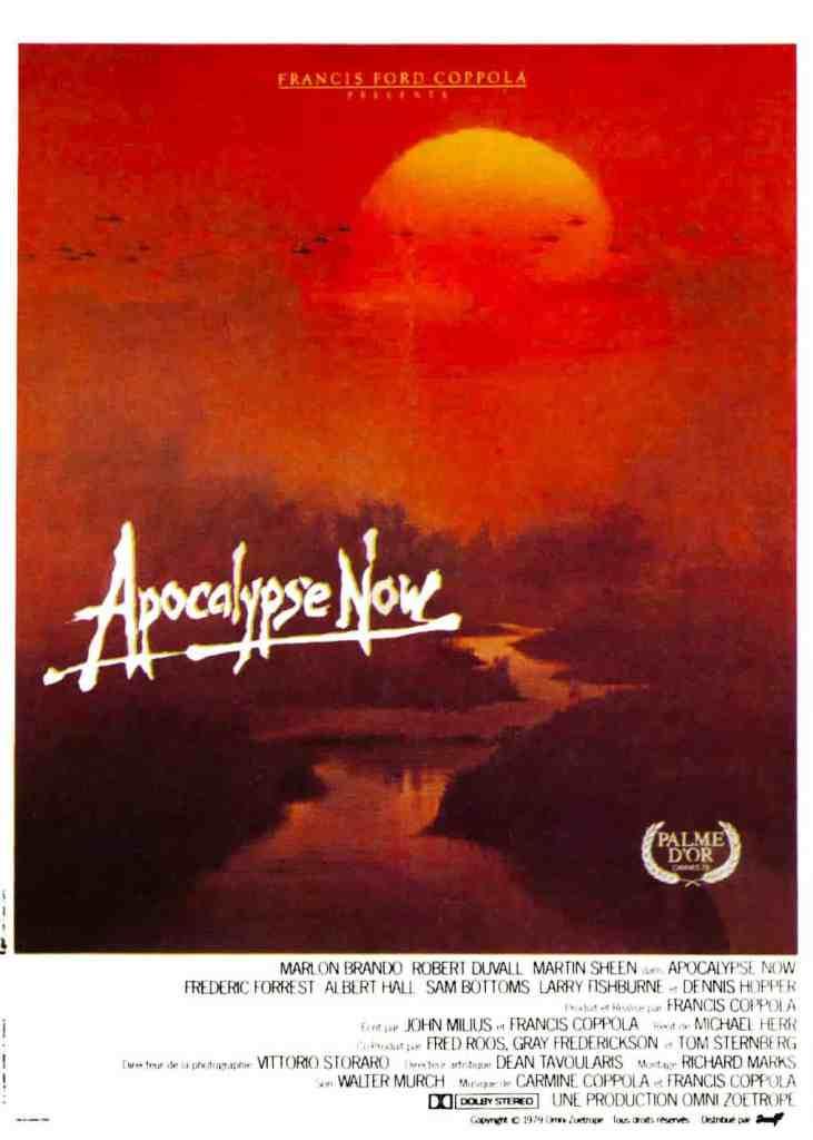 Apocalypse Now, affiche cinéma originale (1979)