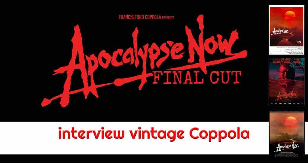 Francis Ford Coppola : l'entretien Twixt et Vintage