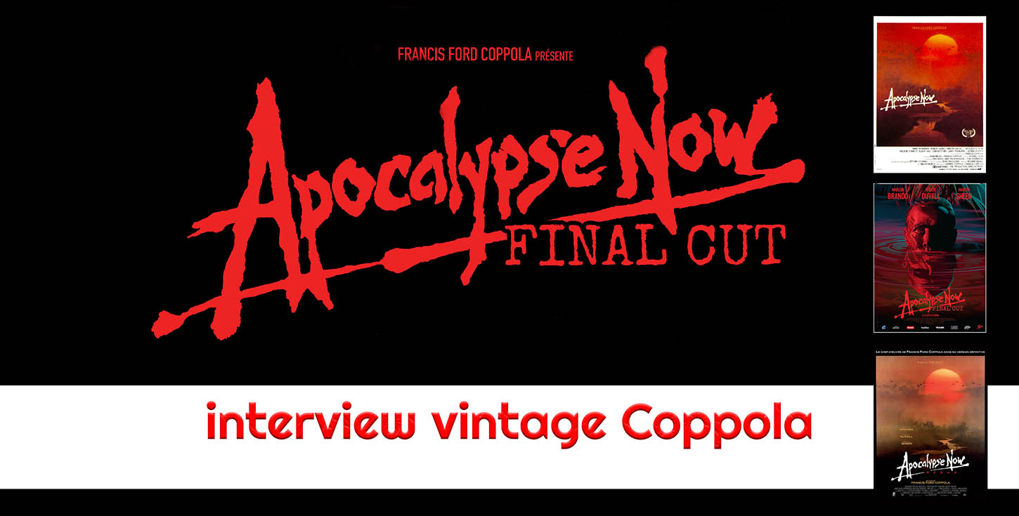 Interview Francis Ford Coppola