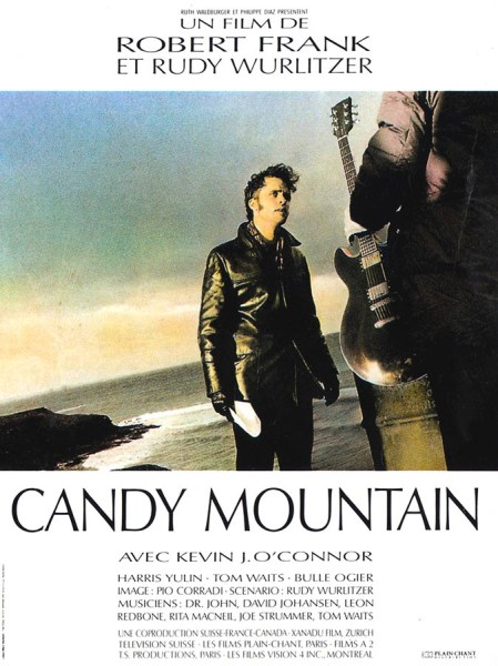 Candy Mountain, affiche