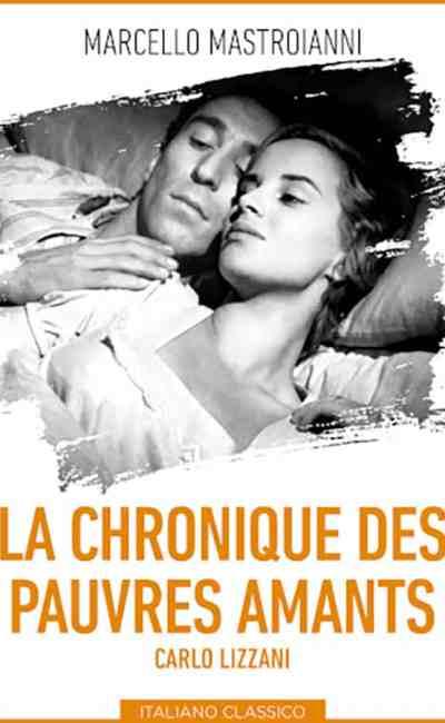 Chronique des pauvres amants, cover VOD