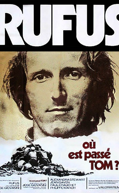 Où est passé Tom, affiche du film de José Giovanni