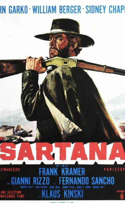 Sartana : la critique du film