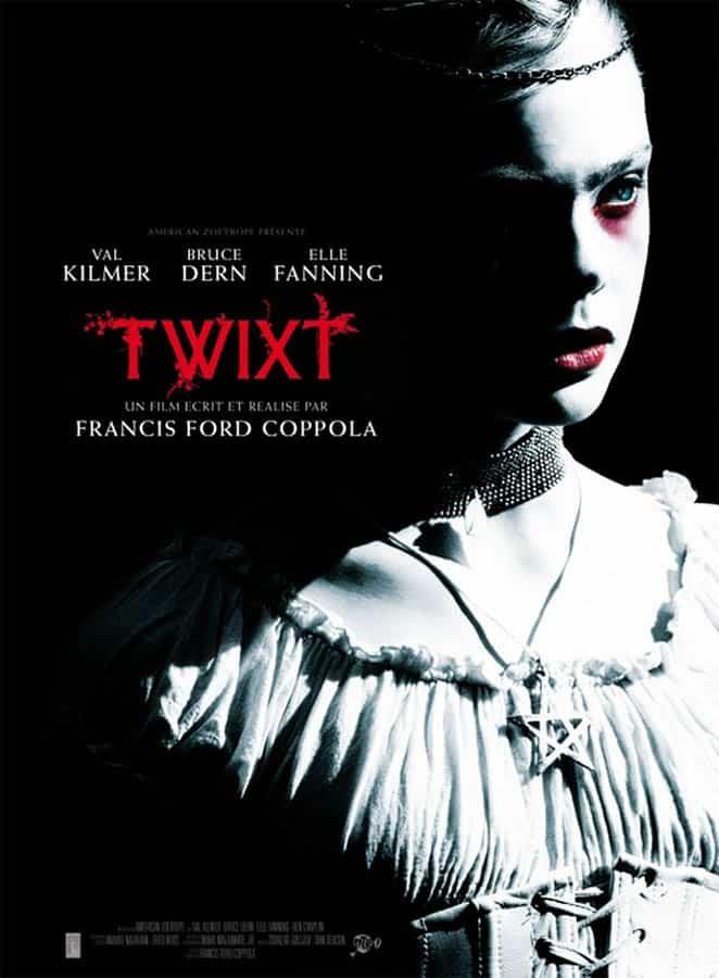 Twixt, affiche du film de Francis Ford Coppola