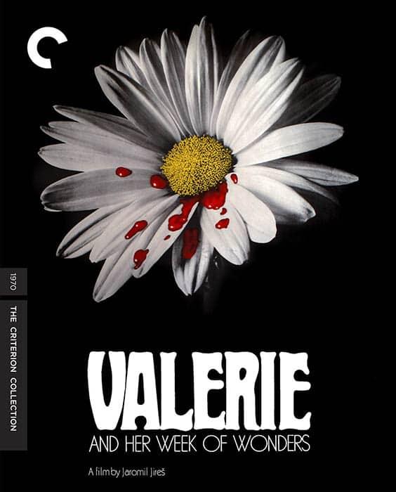 Valérie au pays des merveilles, artwork bluray de Criterion