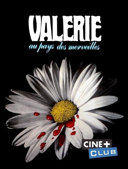 Valérie au pays des merveilles, Vignette Cine +