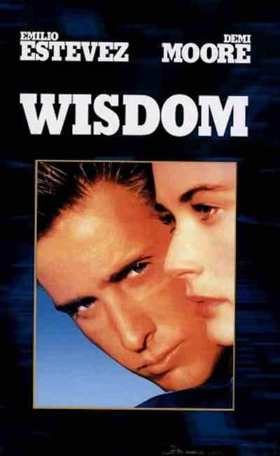Emilio Estevez et Demi Moore dans Wisdom