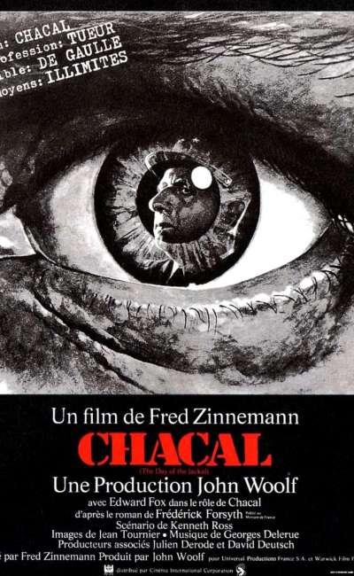 Chacal, l'affiche