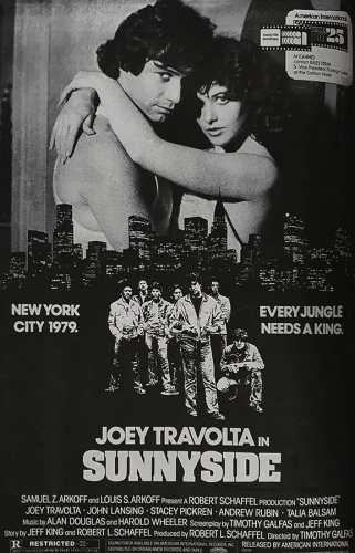 Sunnyside, Les quartiers de la violence, avec Joey Travolta