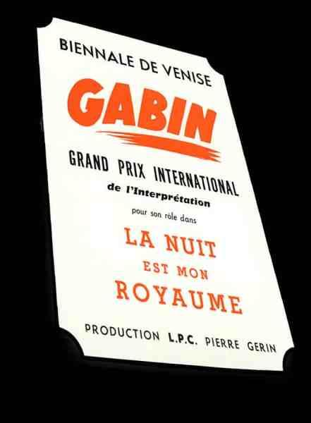 Gabon Grand Prix International pour Gabin