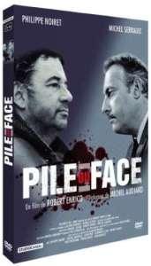 Pile ou face, la jaquette dvd