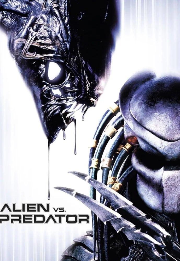 Alien Vs. Predator, artcover VOD