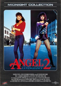 Angel 2 : la vengeance, blu-ray Carlotta