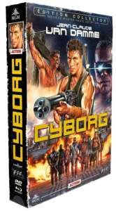 Cyborg, jaquette 2020