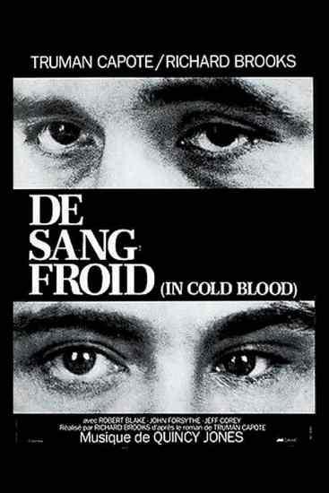 De sang-froid, affiche 1988 par Jean-Marc Haddad