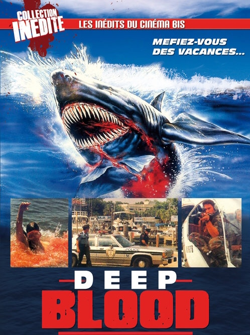 Deep Blood (Sangue negli abissi) : DVD France