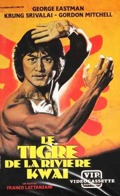 Jaquette VIP de Le tigre de la rivière kwai