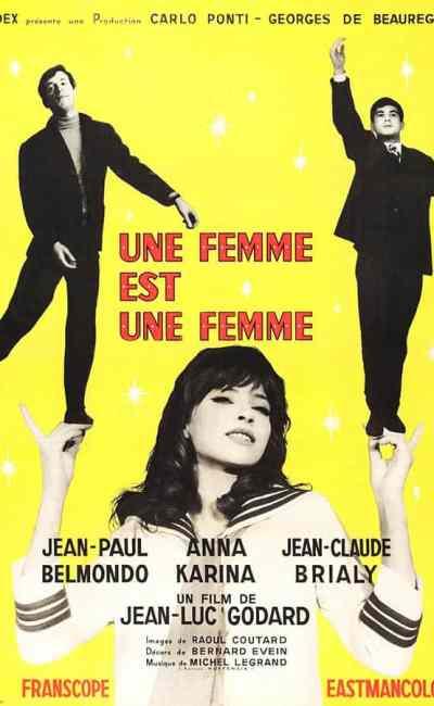 Une femme est une femme : la critique du film