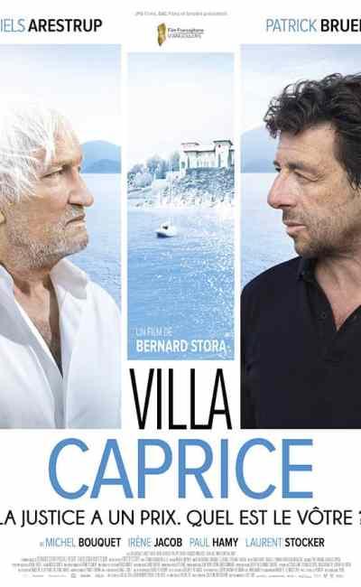 Villa Caprice, affiche du film