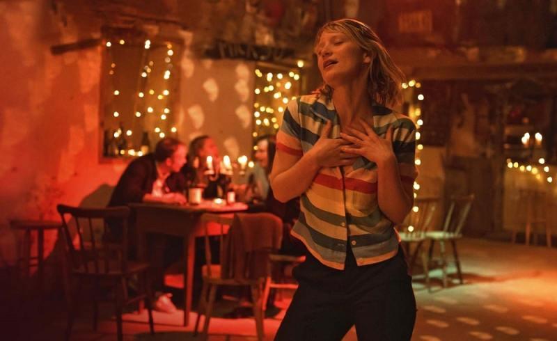 Vicky Krieps dans Bergman Island de Mia Hansen-Løve