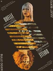 Affiche de Duelle de Jacques Rivette