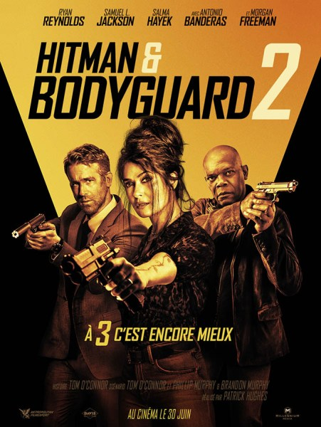 Hitman & Bodyguard 2, affiche du film