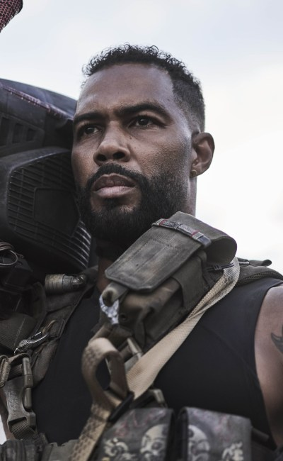 Omari Hardwick, star charismatique de Army of the Dead, de Zack Snyder